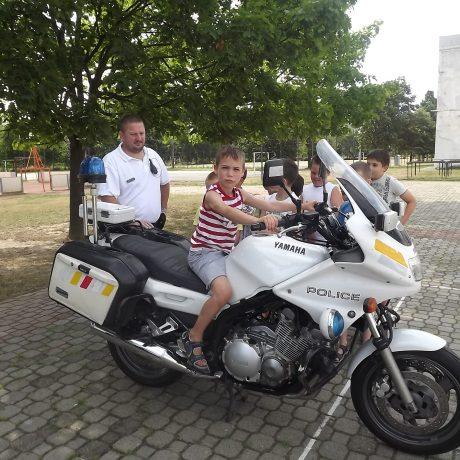 Rendőr tábor – 2012